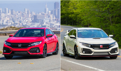 2019 Honda Civic Type R And Civic Hatchback Accelerate Into Dealerships
