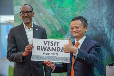 The Government of Rwanda and Alibaba Group Enter into Agreements to Promote Rwanda's Economic Development