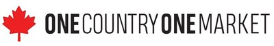 Logo: One Country, One Market national conference (CNW Group/One Country, One Market national conference)