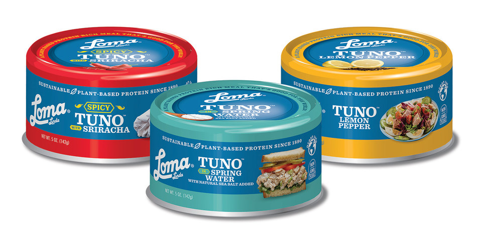 Atlantic Natural Foods introduces TUNO™