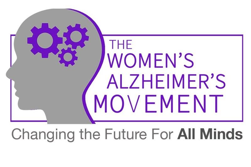 The Women's Alzheimer's Movement Logo