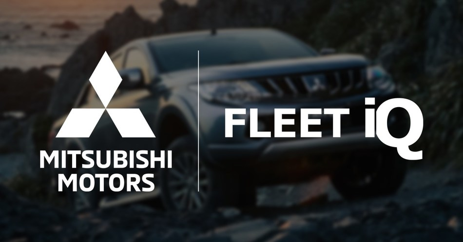 Mitsubishi Australia will leverage Fleet Complete for its new fleet management proposition. (CNW Group/Fleet Complete)