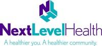 NextLevel Health Partners, Inc. Logo (PRNewsfoto/NextLevel Health Partners, Inc.)