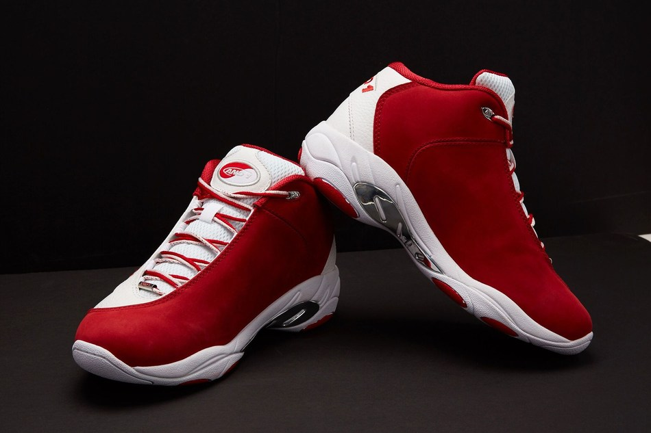 AND1 Is Bringing Back The Original Tai Chi, The Shoe That
