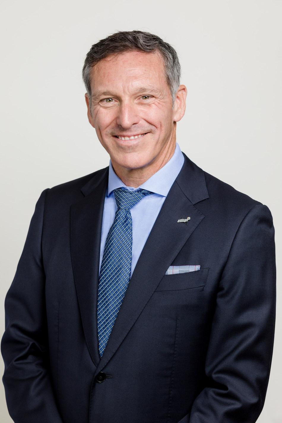 Paul Raymond, Président et chef de la direction, Groupe Alithya (Groupe CNW/Alithya)