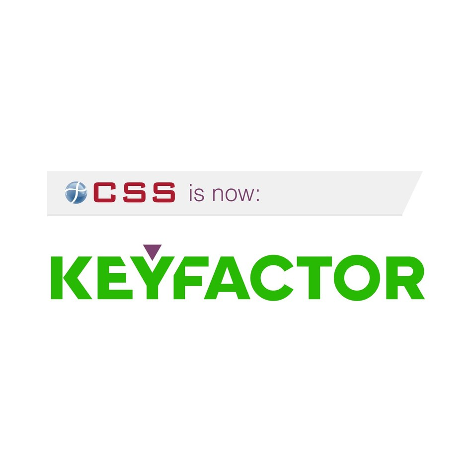 CSS Rebrands as Keyfactor, Providing Freedom for Companies to Master Every Digital Identity