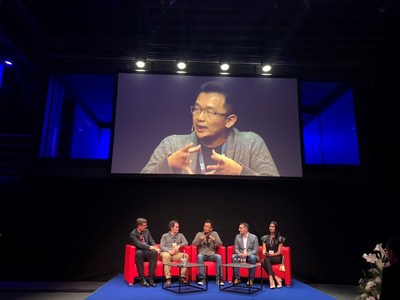 COS's Co-Founder Mick Tsai attended panel discussion