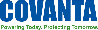 Covanta Logo (PRNewsFoto/Covanta)
