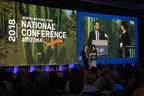 Marc Kelman and Toni Dusik, co-chairs of JNF-USA's 2018 national conference in Phoenix, AZ.