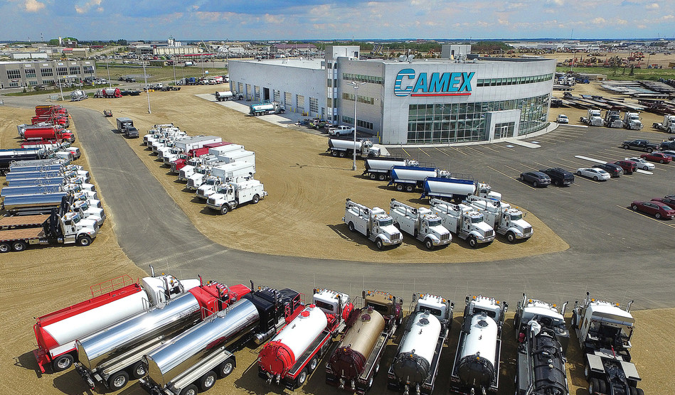 Brandt makes major expansion into specialty transportation equipment sector with Camex acquisition. (CNW Group/Brandt Tractor Ltd.)