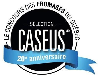 Logo : Le concours des fromages du Québec (Groupe CNW/Cabinet du ministre de l'Agriculture, des Pêcheries et de l'Alimentation)