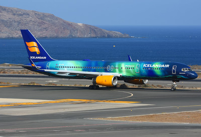 Icelandair Adopts Next Generation of Flight Tracking Technology Through FlightAware's Firehose
