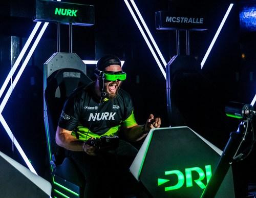 "2018 DRL Allianz World Champion, Paul ""Nurk"" Nurkkala"