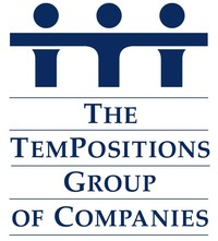 The TemPositions Group of Companies Backs USA Team Handball - TemPositions is the New York tri-state area's leading provider of temporary, direct hire, and temp-to-hire staff. (PRNewsfoto/The TemPositions Group of Compa)