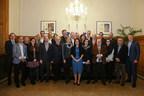 Les membres de la délégation économique de la mairesse à Los Angeles. (Groupe CNW/Ville de Montréal - Cabinet de la mairesse et du comité exécutif)