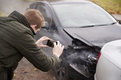 Take Pictures After An Accident To Support Your Claim