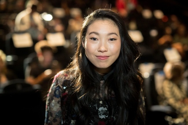 """Actress Awkwafina Honored with the """"Rising Star Award"""" at the 4th Annual Asian Film Festival"""