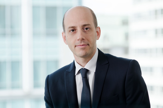 Picture of Vincent Chornet, Cofounder, President and CEO of Enerkem (CNW Group/Enerkem Inc.)