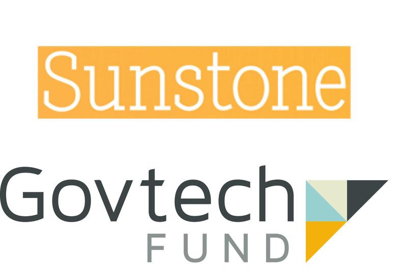 Sunstone Capital / Govtech Fund logo (PRNewsfoto/Govtech Fund)