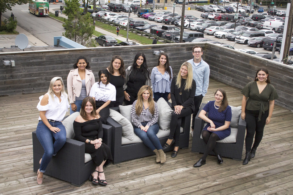 The Colony Project named 2018 strategy PR Agency of the Year Gold (CNW Group/The Colony Project)
