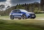 Les deux principaux modèles qui ont généré le plus grand nombre de ventes au cours du mois étaient des VUS : le VUS GLE et le VUS GLC, dont les ventes ont respectivement augmenté de 68,7 % et de 9,5 % par rapport à celles d'octobre 2017. (Groupe CNW/Mercedes-Benz Canada Inc.)