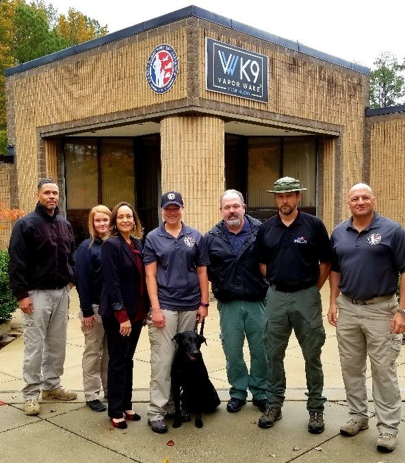 Cargo Screening K9® Alliance becomes the First to Certify under the TSA 3PK9-C Initiative