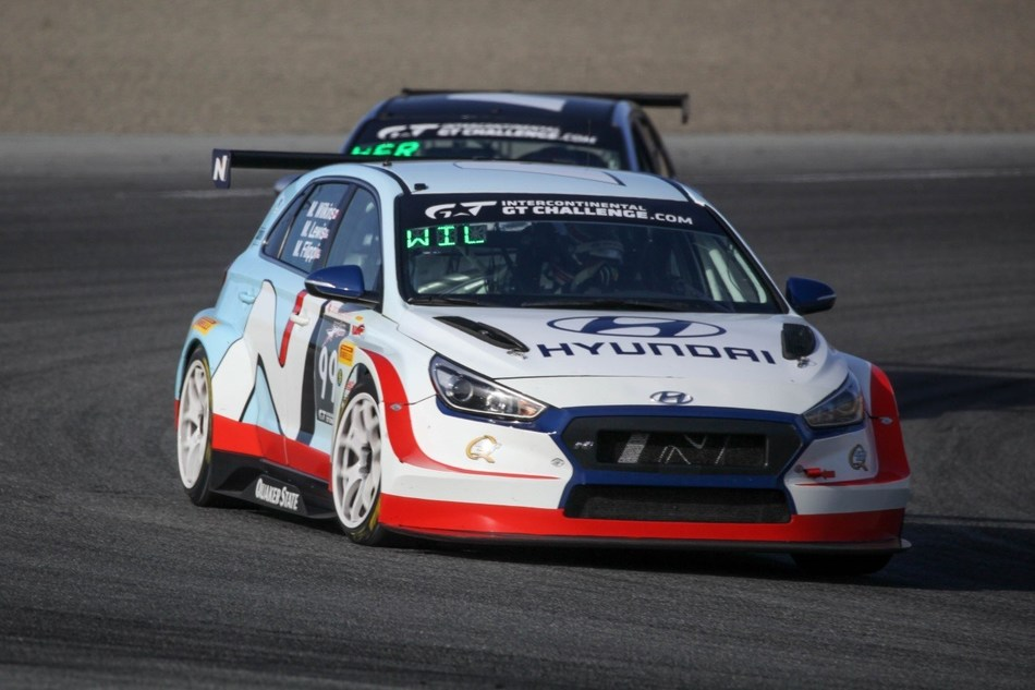 Hyundai Veloster N TCR Joins i30 N TCR in 2019 as Global Customer Race Vehicle Roster Expands