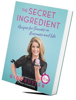 The Secret Ingredient by Gigi Butler