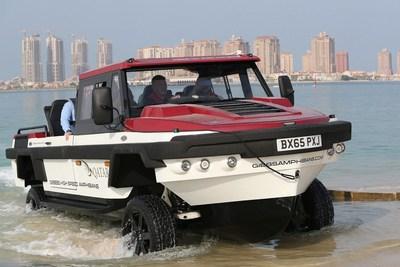 Gibbs Amphibians将在卡塔尔建立Humdinga组装子公司