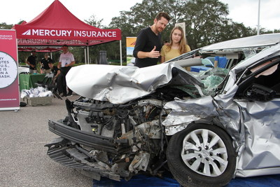 Mercury Insurance Challenges Teens and Seniors to be Safer Florida Drivers