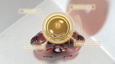 LOUIS XIII COGNAC Smart Decanter services