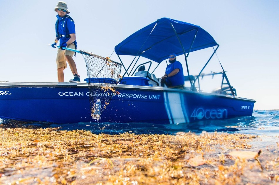 4ocean has pulled its two millionth pound of trash from the ocean and coastlines on November 5, 2018. Launched in January 2017, 4ocean global cleanups are funded entirely through the sale of sustainability products with every item purchased supporting the removal of one pound of trash from the ocean. The company is building the first economy for ocean plastic and creating a cleaner, more sustainable future for the ocean.