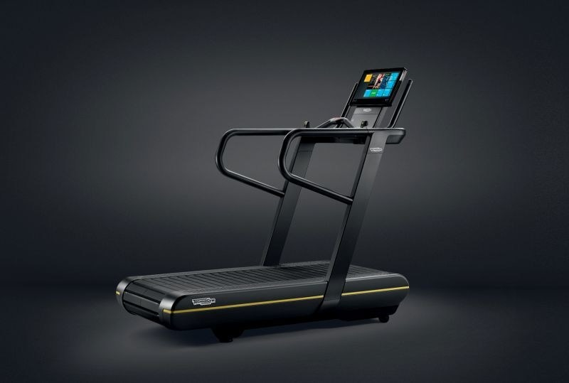 """Technogym, Rumble and SB Projects create """"At Home 360"""" to distribute fitness products with on-board Rumble classes in the home market in North America (PRNewsfoto/TECHNOGYM)"""