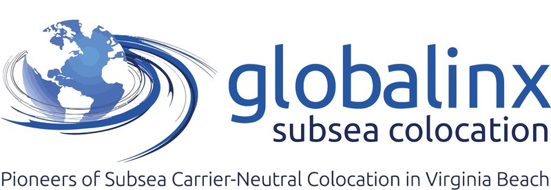 Logo: Globalinx - Pioneers of Subsea Carrier-Neutral Colocation in Virginia Beach (CNW Group/Wirewerks)