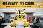Giant Tiger Roars into Ottawa, Ontario!
