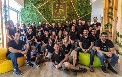Team Pic (PRNewsfoto/TARANIS)