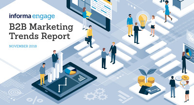 Informa Engage 2018 B2B Marketing Trends Report Shows Content Marketing Essential to Generating Meaningful Results; Video and ABM Surging