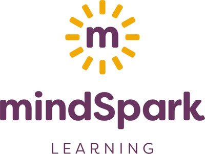 mindSpark Learning Logo (PRNewsfoto/mindSpark Learning)