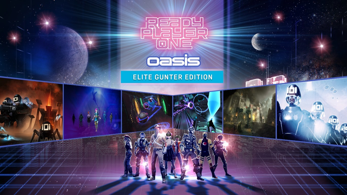 Htc Vive S Ready Player One Oasis Receives New Premium Content