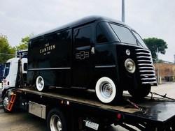 1955 Vintage Food Truck Built By Chicago Food Truck Builder Jeff Doornbos of American Glory LLC