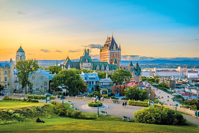 Quebec (CNW Group/Air Canada Vacations)