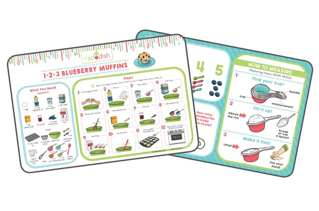 Cook + Play by Raddish nurtures a healthy and adventurous relationship with food and turns snacktime into a bonding, sensory-satisfying, nourishing and educational experience for kids ages 2-5, and their parents.