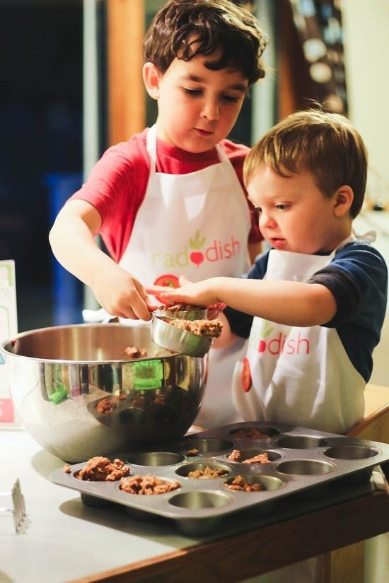 Preschoolers will learn basic cooking techniques, follow directions, explore their senses and try an array of flavors and textures as they measure, mix, mash, and stir.
