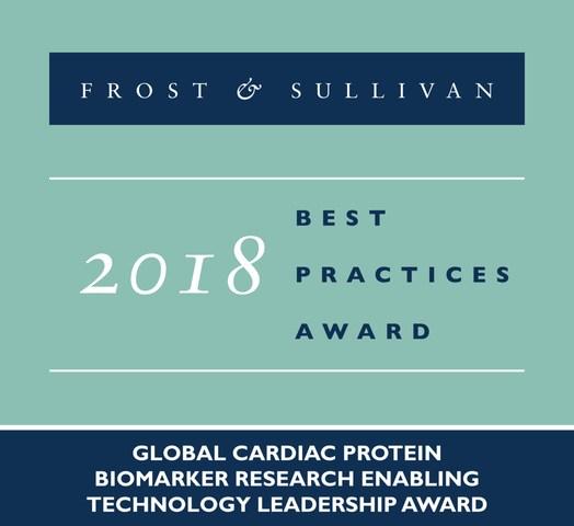 Olink Proteomics 2018 Global Cardiac Protein Biomarker Research Enabling Technology Leadership Award
