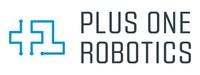 Plus One Robotics Logo (PRNewsfoto/Plus One Robotics, Inc.)