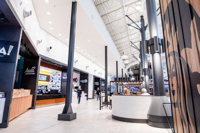 Cadillac Fairview Unveils New $17M Dining Hall Revitalization at CF Chinook Centre (CNW Group/Cadillac Fairview Corporation Limited)