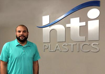 Brandon Boyer - HTI Plastics' New Project Manager
