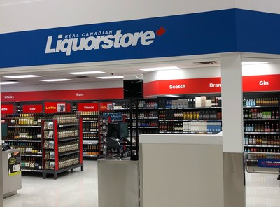 Real Canadian Liquor Store opens three new locations in Saskatchewan. (CNW Group/Loblaw Companies Limited)