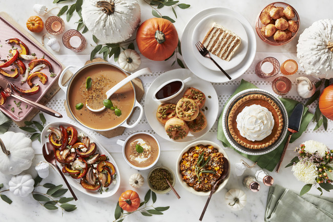 The Festive Food Season Is Longer Than Ever