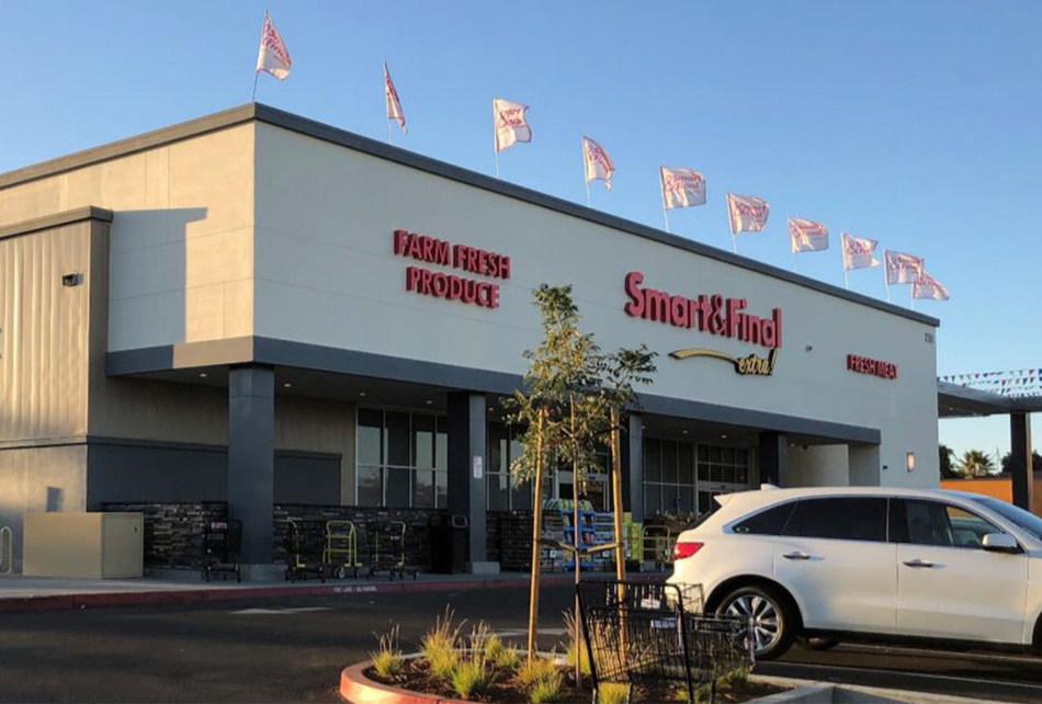 Recently financed Smart & Final in San Jose, California by Barry Slatt Mortgage